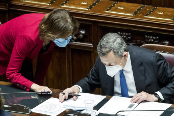 Draghi blinda la Cartabia, sulla giustizia pone la fiducia
