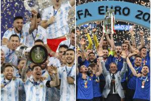 """A Napoli la """"Coppa Maradona"""": la sfida tra Italia e Argentina in omaggio al Pibe de Oro"""