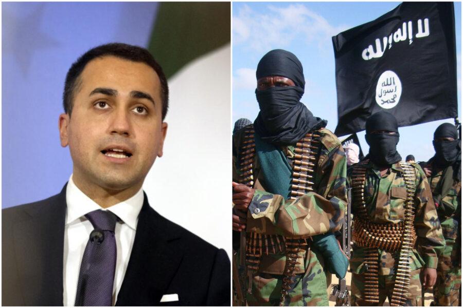 """L'Isis minaccia Di Maio e l'Italia: """"Entreremo a Roma"""""""