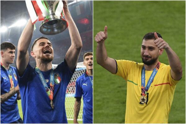 Donnarumma e Jorginho, i due eroi Azzurri ora puntano al Pallone d'Oro: perché sono i favoriti