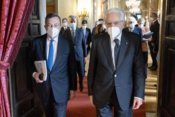 Rai e Csm, golpe di partiti e toghe: solo Draghi e Mattarella possono fermarli