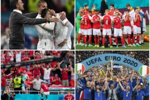 Le dieci cose che ricorderemo di Euro 2020