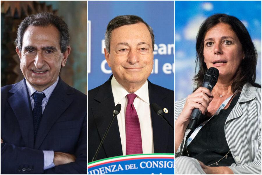 Giustizia e Rai, doppio schiaffo di Draghi all'immobilismo dei partiti: i due assi del premier