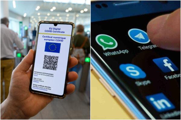 Green Pass falsi e vaccini venduti sul Dark Web: scoperti i 'pacchetti' a 130 euro su Telegram