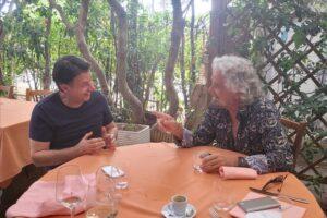 Grillo e Conte siglano il 'patto della spigola': pranzo a Bibbona per l'intesa sul nuovo Statuto 5 Stelle
