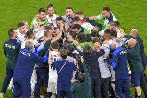 Italia – Spagna, a Roma tutti i maxischermi dove vedere la semifinale di Euro 2020