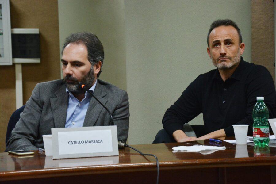 Paolo Chiariello lascia, Maresca 'si inchina' alla Bestia di Salvini
