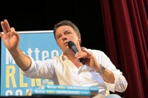 """Da Renzi pieno appoggio a Manfredi: """"Dovrà cancellare i disastri di de Magistris"""""""