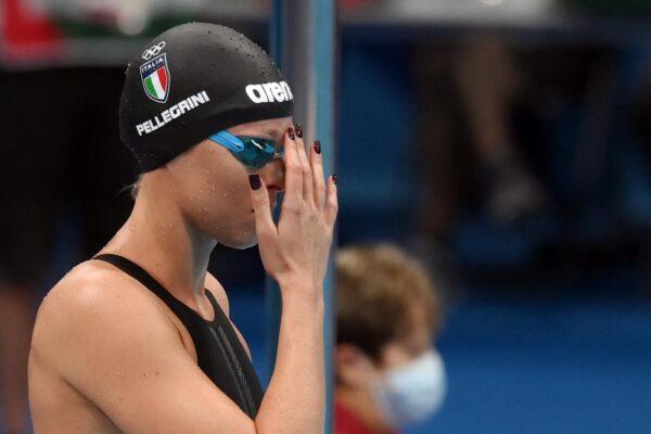 Federica Pellegrini infinita, quinta finale olimpica: nessuna come lei