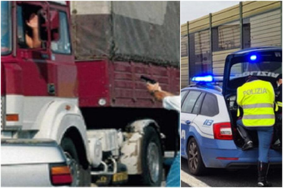 Camionista sequestrato e rapinato, colpo da 66mila euro: presa la banda che terrorizzava gli autotrasportatori