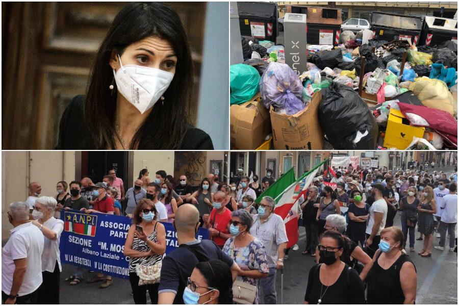 """Discarica di Albano, il Tar: no a sospensiva. Il sindaco Borelli: """"Non molliamo"""""""