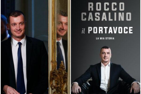 """La vita di Rocco Casalino diventerà un film, acquisiti i diritti dell'autobiografia """"Il Portavoce"""""""