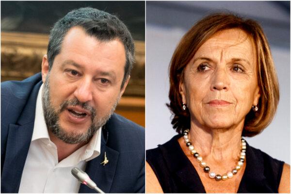 """Salvini contro Fornero consulente: """"Ha già fatto troppi danni"""". Lei: """"I politici ci chiamano per compiere scelte impopolari"""""""