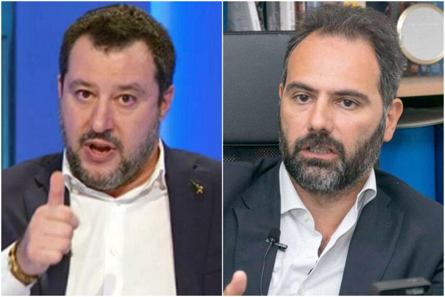 Lega bocciata a Napoli, figuraccia Salvini: sognava sindaco ma dimentica di presentare il simbolo