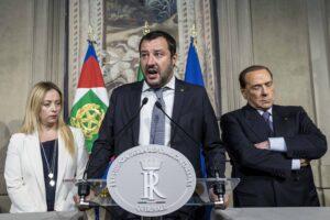 Alla ricerca della destra perduta: Salvini, Meloni e Berlusconi in cerca d'identità