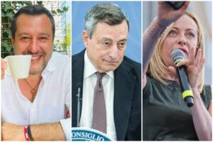"""""""Salvini si è vaccinato"""", il leader della Lega obbedisce all'invito di Draghi. Meloni furiosa: """"Così è terrore"""""""