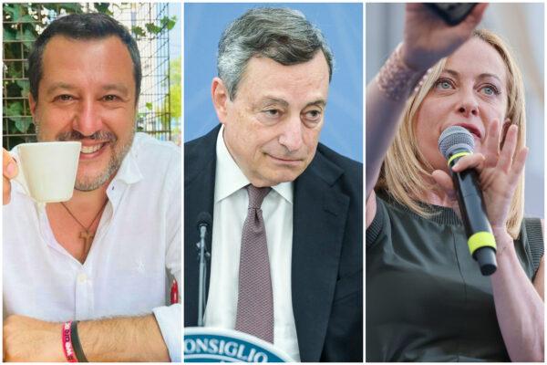 """Green pass, dal """"ci asteniamo"""" all'inchino alla Meloni: la Lega di Salvini in confusione totale"""
