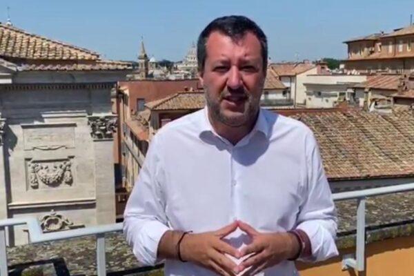 Che vuole dire Salvini con quel video: uccidere gli africani è legittimo?