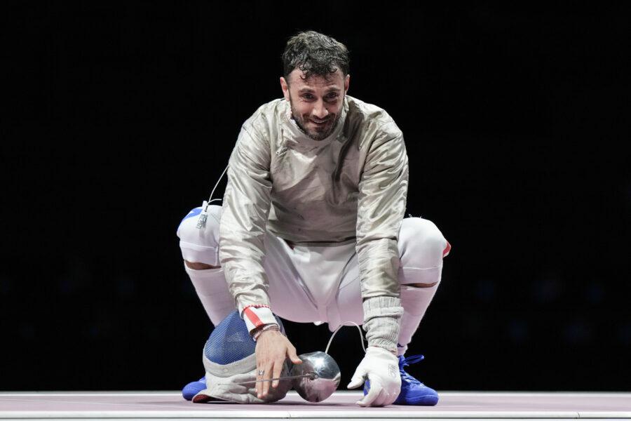 Samele argento nella sciabola alle OIimpiadi di Tokyo: è la prima medaglia italiana