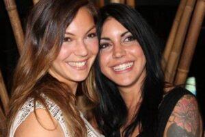 Quando Veronica Ciardi e Sarah Nile fecero scalpore al Grande Fratello per un bacio saffico