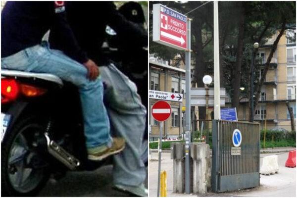Spari a Napoli, 27enne colpito da due pallottole a Fuorigrotta: è giallo sulla versione