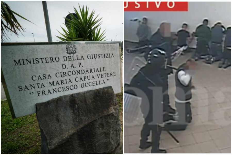 """""""Altro che pestaggi, a S.M. Capua Vetere succede di peggio"""", la denuncia dei garanti dei detenuti"""