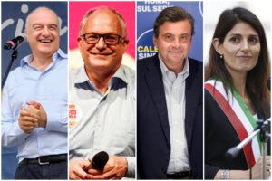Sondaggi elezioni Roma, al ballottaggio Calenda batte Michetti e Gualtieri. Raggi perde sempre
