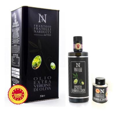 L'olio Narducci