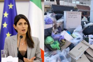 """Rifiuti, Raggi firma ordinanza per riaprire la discarica di Albano. Il sindaco Borelli: """"Faremo ricorso"""""""