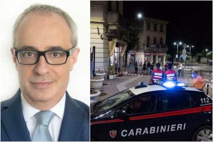 """Assessore leghista alla Sicurezza spara e uccide un 39enne dopo lite in piazza: """"Colpo accidentale"""""""