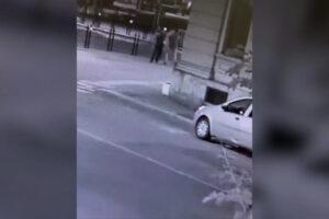 Il video dell'omicidio di Voghera, l'assessore colpito da un pugno ma non si vede lo sparo