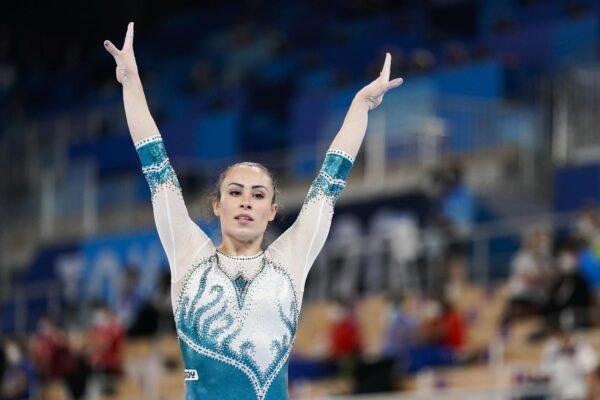 Chi è Vanessa Ferrari, la ginnasta medaglia d'Argento nel corpo libero alle Olimpiadi di Tokyo
