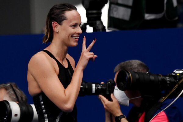 """Federica Pellegrini eletta al Cio: """"Voglio rendere sempre più facile la vita degli atleti"""""""