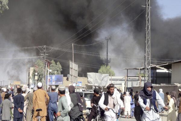 Cosa succede a Kabul, i talebani alle porte della capitale afghana