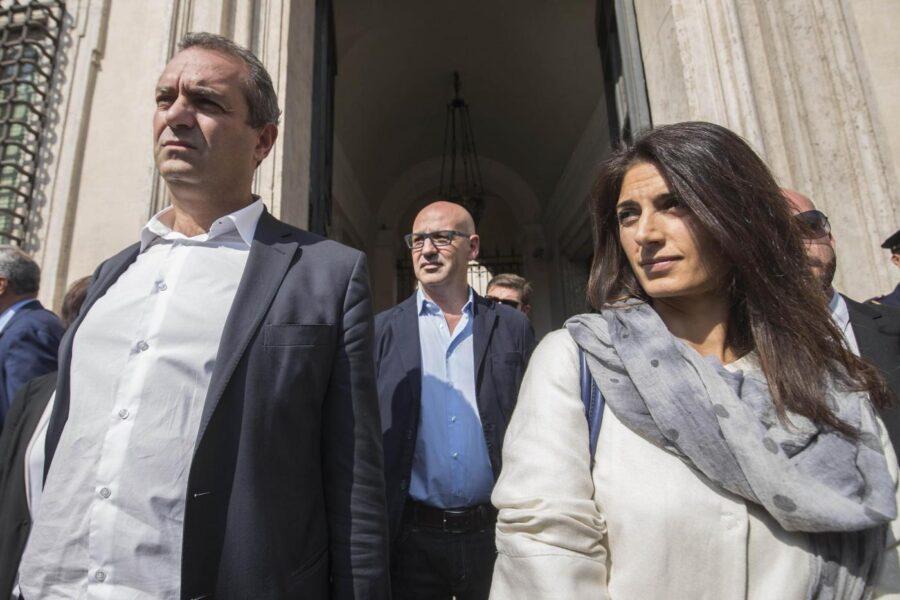 Demagogia anche sulla 'monnezza': de Magistris accoglie i rifiuti di Roma