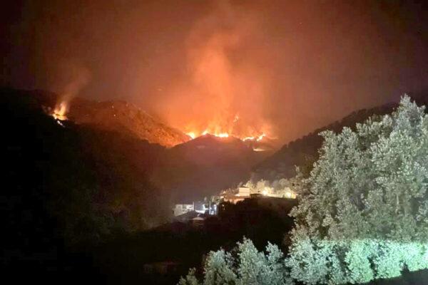 Aspromonte in fiamme è una sconfitta dello Stato, della Calabria e dell'umanità