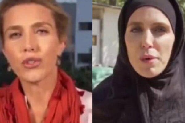 """La vera storia della giornalista della Cnn a Kabul e del """"cambio d'abito"""" dopo la conquista dei Talebani"""