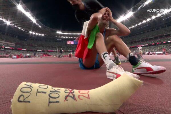 Tamberi medaglia d'oro nel salto in alto: la rivincita di 'Gimbo' dopo la delusione Rio