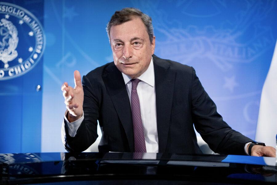 Draghi, l'autunno caldo del premier: 23 riforme da chiudere mentre i partiti si fanno la guerra