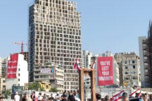 Beirut, la delusione dopo le proteste