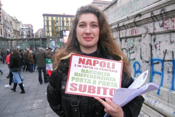 Simona Pucciarelli, foto da Facebook