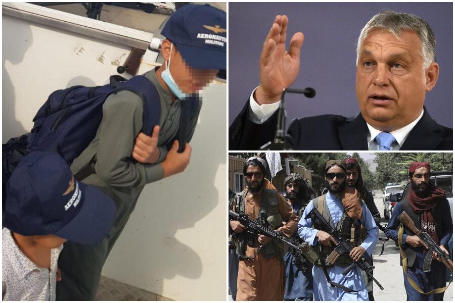 "Europa spaccata sui profughi afghani, l'Italia accoglie ma Orban frena: ""Proteggeremo l'Ungheria"""