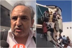 """""""I talebani ci cercano casa per casa, ci sentiamo traditi"""", la disperazione del medico rientrato in Italia"""