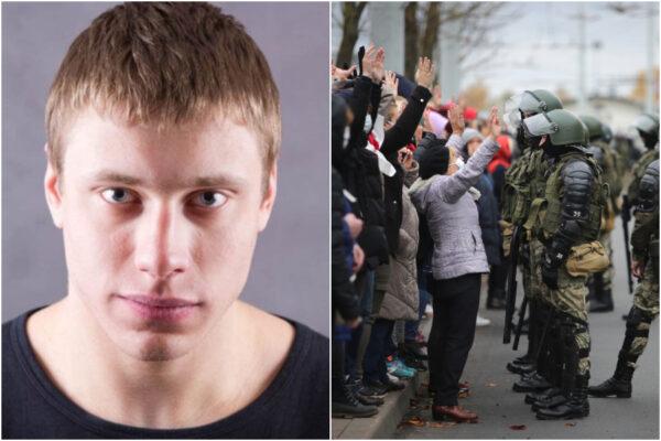 Artisti per i prigionieri politici bielorussi: in un video la lettera di Siarhei Verashchahin