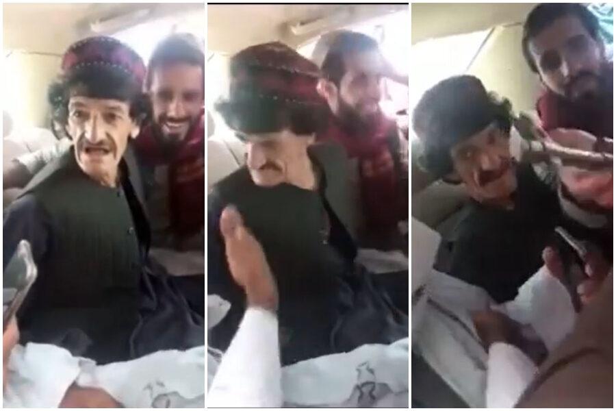 Gli ultimi istanti di vita del comico afgano: battute e sorrisi prima di essere sgozzato dai talebani