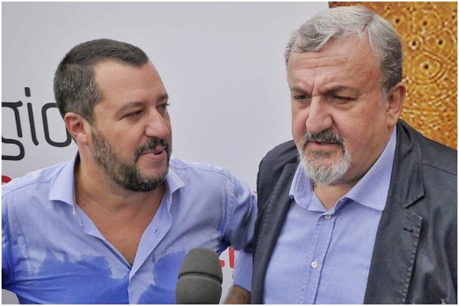 Emiliano, l'elogio a sorpresa per Salvini imbarazza il PD: rivolta nelle chat contro il governatore pugliese