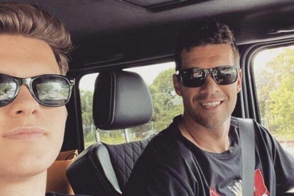 Tragedia per Michael Ballack, il figlio Emilio morto in un incidente con il quad: aveva 18 anni