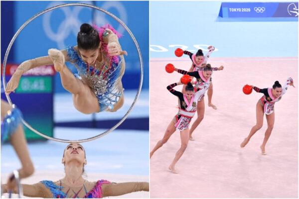 Chi sono le farfalle azzurre, bronzo nella ginnastica ritmica: l'Italia vola a 40 medaglie