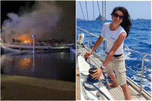 Giulia asfissiata sulla barca, è giallo sulla morte della ragazza: si cercano le cause del rogo