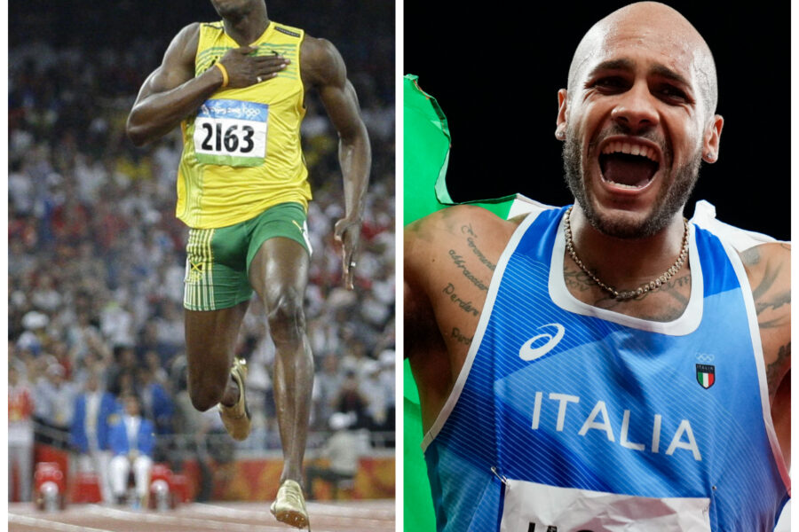 """""""Il mio erede è Marcell Jacobs"""", l'incoronazione di Usain Bolt al campione italiano"""